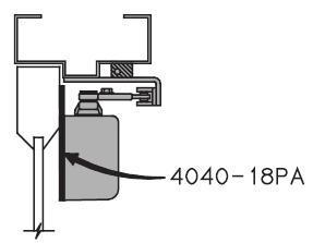 LCN 4040 Multi-Sized Surface Closer